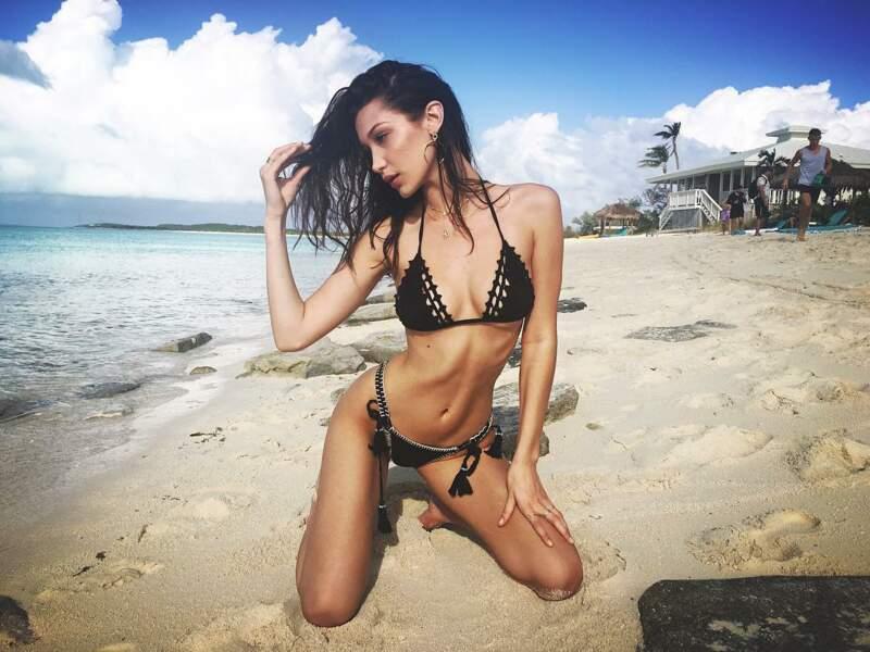 Bella Hadid a 24 ans : ses clichés les plus sexy