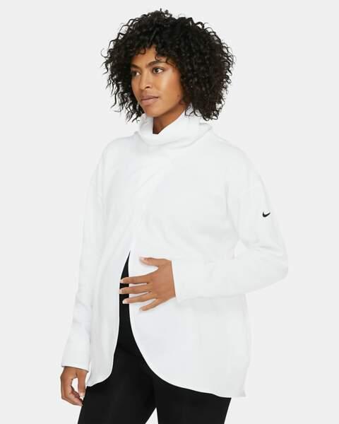 Pull pour femme maternité, Nike One (M), 79,99€