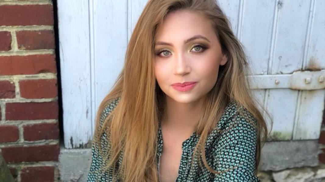 Tara de Mets, Miss Picardie 2020