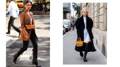 10 idées de looks pour porter les bottes avec style