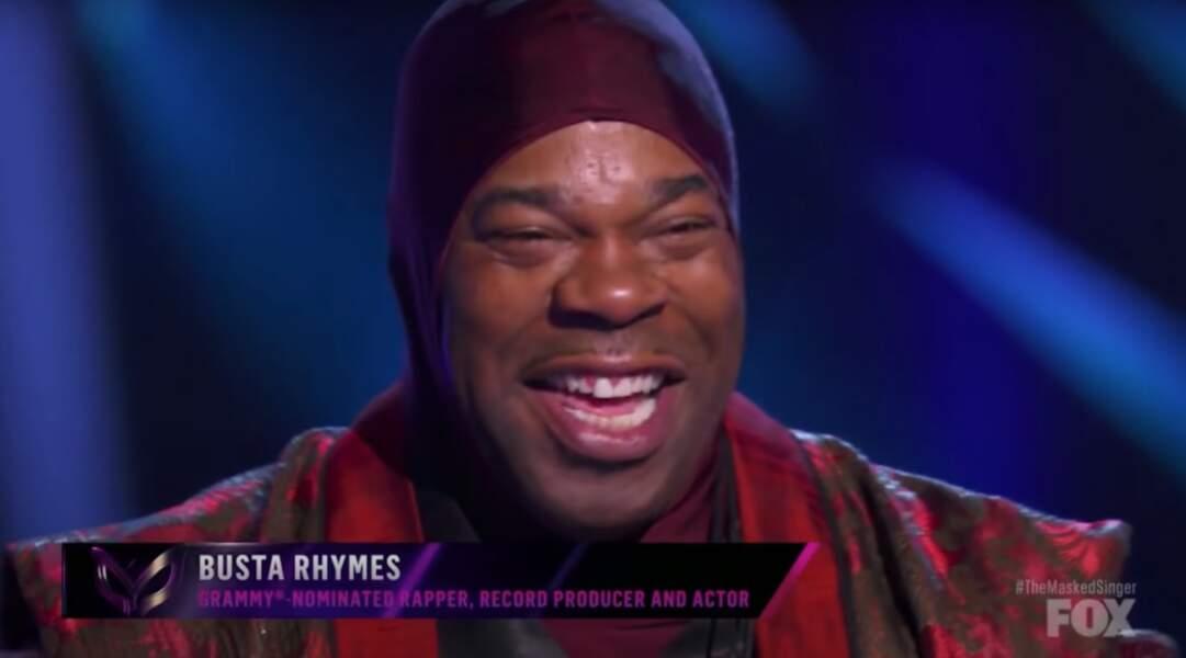 Busta Rhymes !