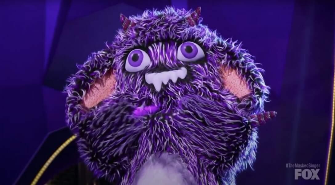 Le Gremlin de The Masked Singer était...