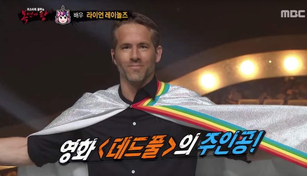 Ryan Reynolds !
