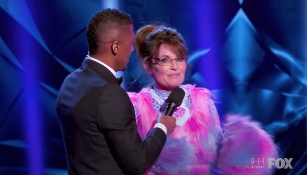 La femme politique Sarah Palin !