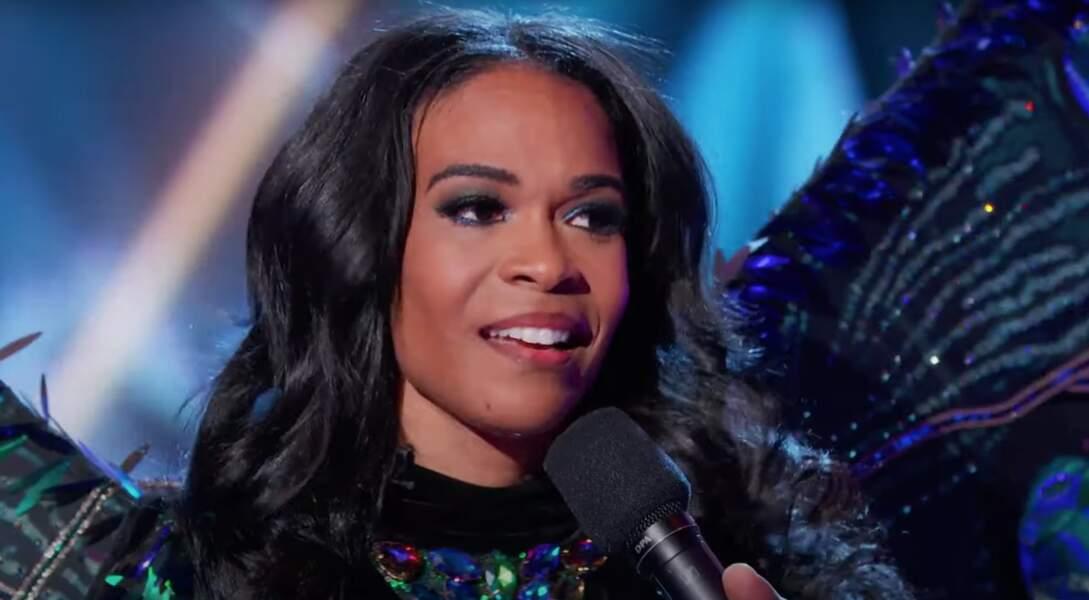 Michelle Williams des Destiny's Child !