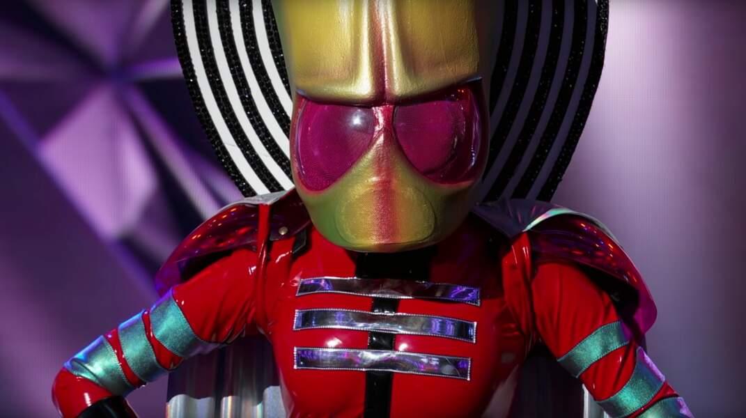 L'extra-terrestre de The Masked Singer était...