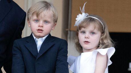 PHOTO Jacques et Gabriella trop mignons: Charlène de Monaco publie un rare cliché de ses jumeaux