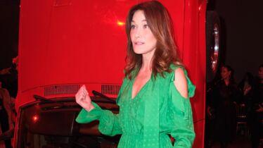 PHOTOS Carla Bruni: sa belle déclaration pour l'anniversaire de sa fille Giulia