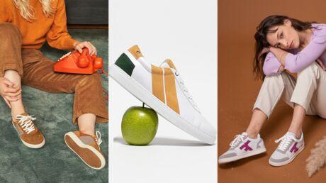 Baskets: véganes ou recyclées, les sneakers éco-responsables ont tout bon!