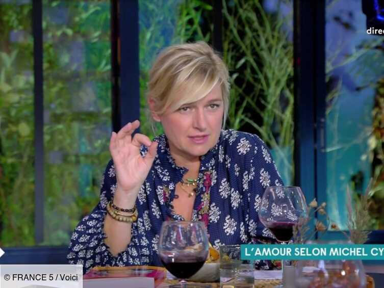 VIDEO C à vous : Anne-Elisabeth Lemoine tacle Michel Cymes sur une pratique répugnante