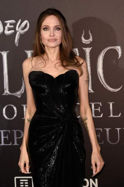 comme Angelina Jolie