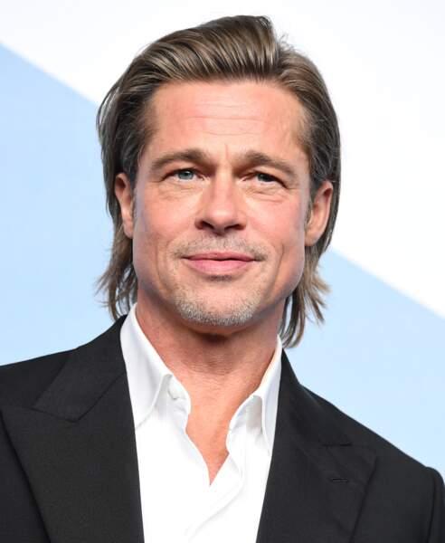 le même âge que Brad Pitt