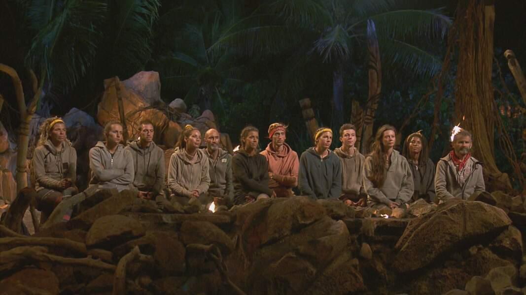 Koh-Lanta, les 4 Terres - épisode 9 : le conseil