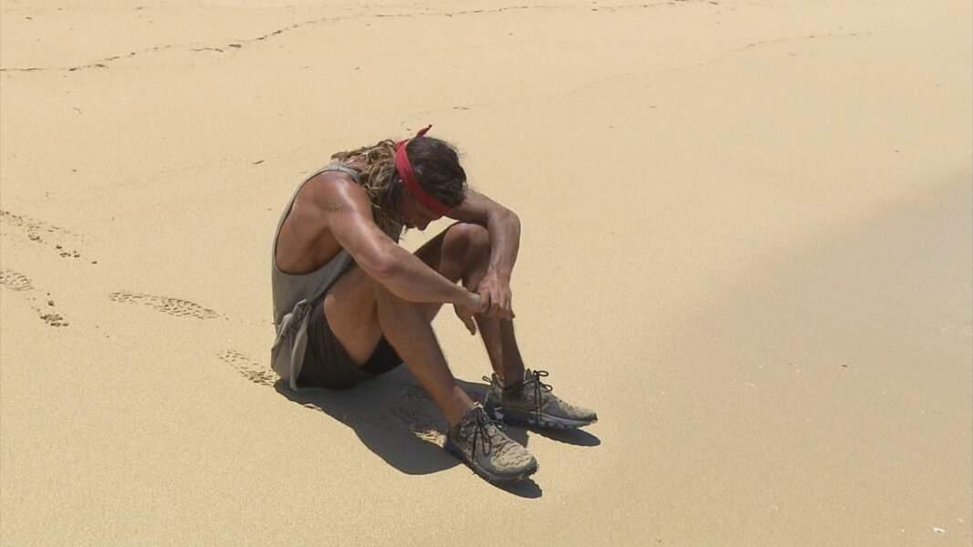 Koh-Lanta, les 4 Terres - épisode 9 : Bertrand-Kamal éliminé