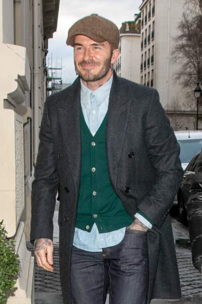 comme David Beckham