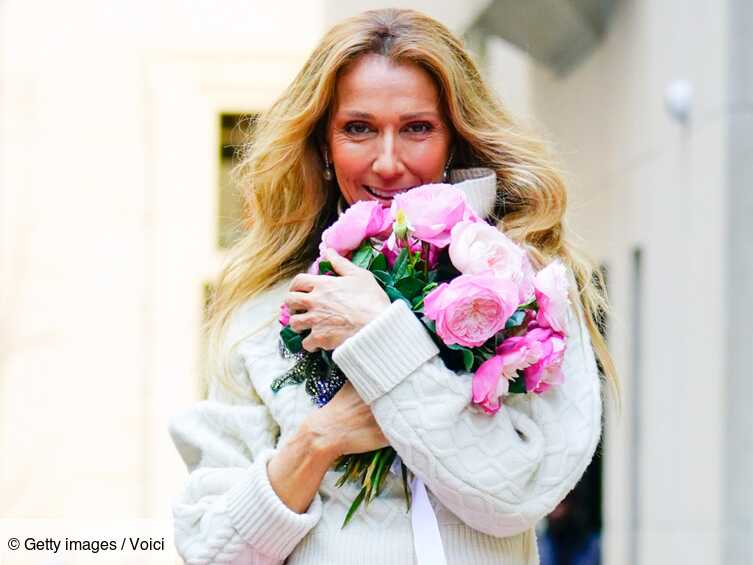 Céline Dion : elle assume ses cheveux au naturel!
