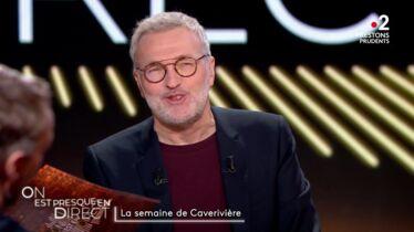 Laurent Ruquier gêné