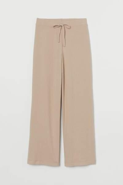 Pantalon côtelé, H&M, 24,99€