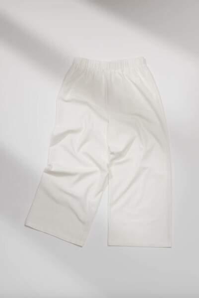 Bas de pyjama en coton, Zara, 29,95€