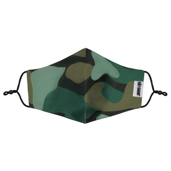 Masque camouflage, Jimmy Lion, 12€