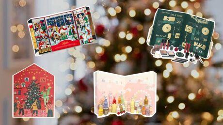 Noël: 15 calendriers de l'Avent ultra désirables pour patienter en beauté