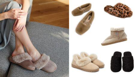 Confinement: 20 chaussons fourrés confortables pour rester à la maison