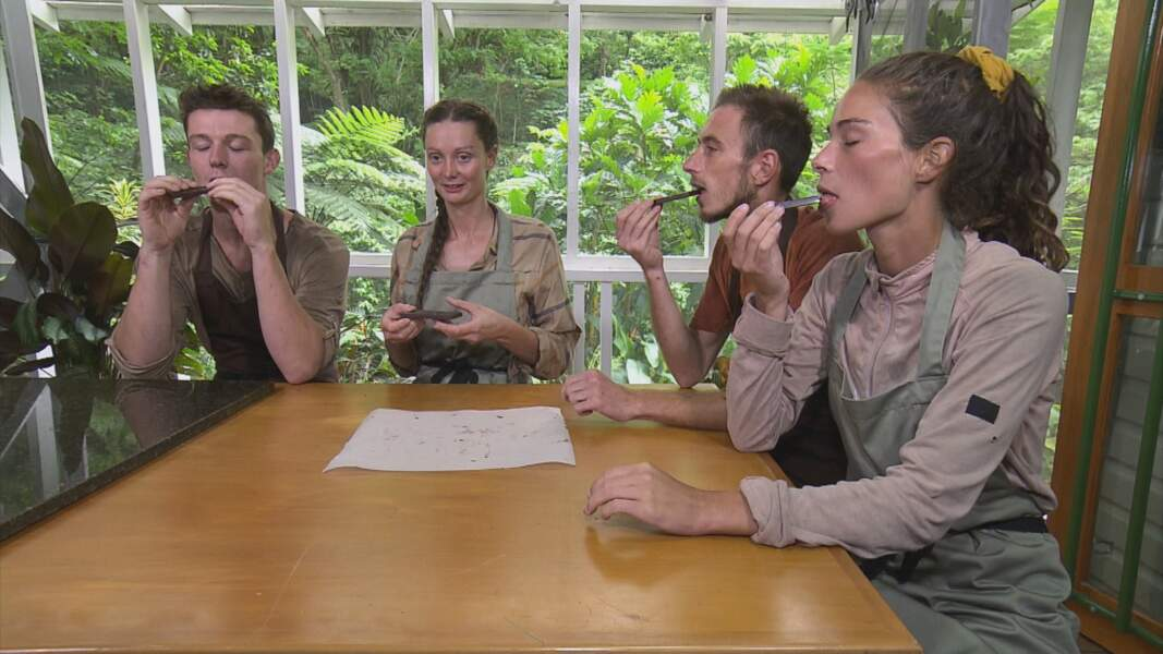 Koh-Lanta, les 4 Terres - épisode 12 : Lola, Loïc, Dorian et Alexandra