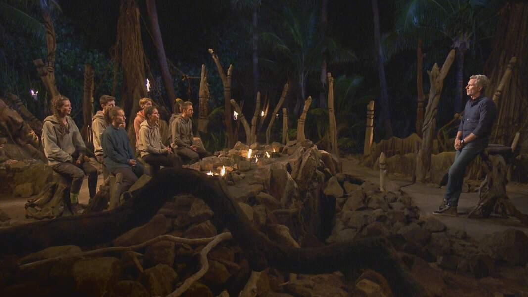 Koh-Lanta, les 4 Terres - épisode 12 : le conseil