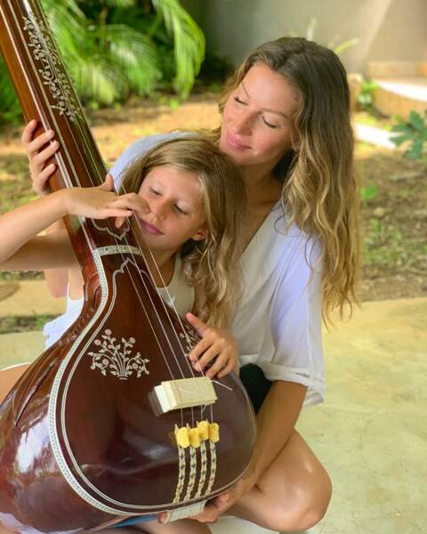 Gisele Bundchen et Vivian