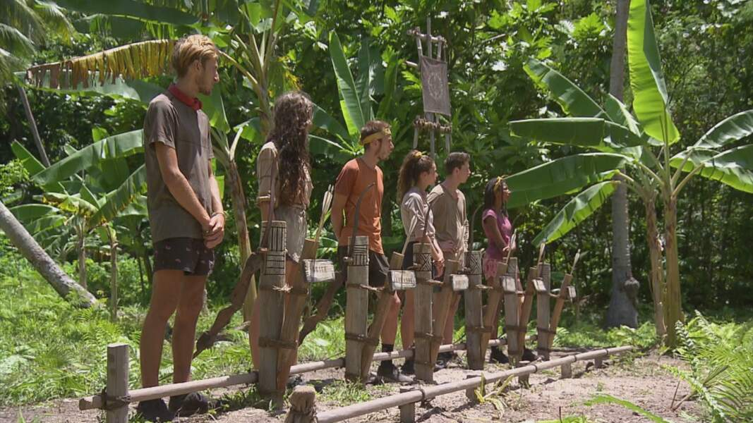 Koh-Lanta, les 4 Terres : l'épreuve des flèches