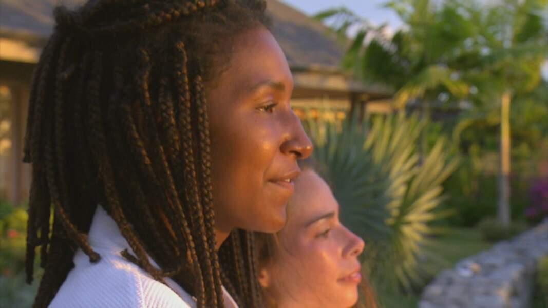 Koh-Lanta, les 4 Terres : Lola et Angélique partagent le dernier confort
