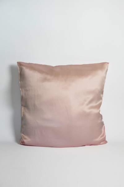 Taie d'oreiller en soie naturelle, Silkology, 39€