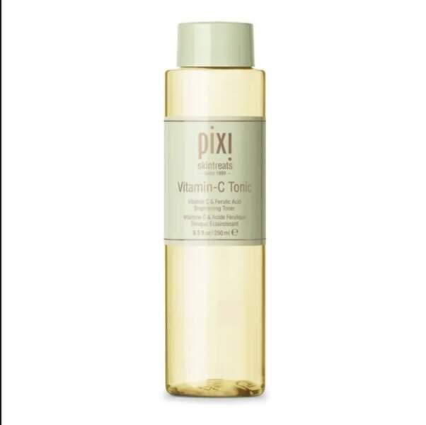 Tonique Eclaircissant à la vitamine C, Pixi Beauty, actuellement à 18€les 250ml chez Sephora