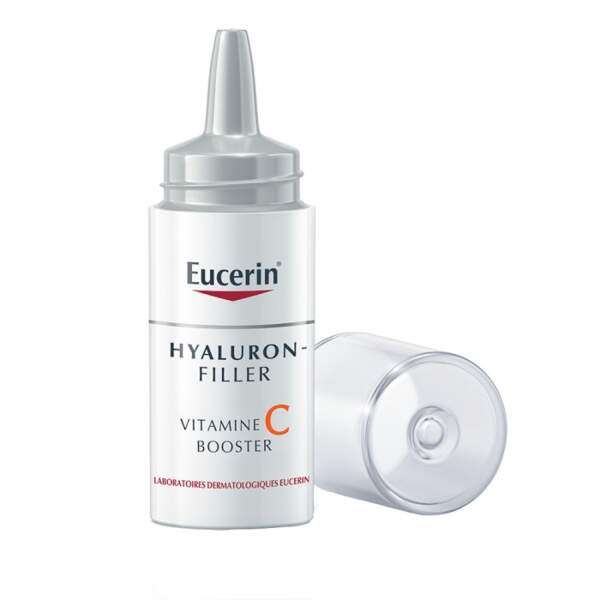 Sérum anti-âge Vitamine C Booster, Eucerin,15,90€les 8ml