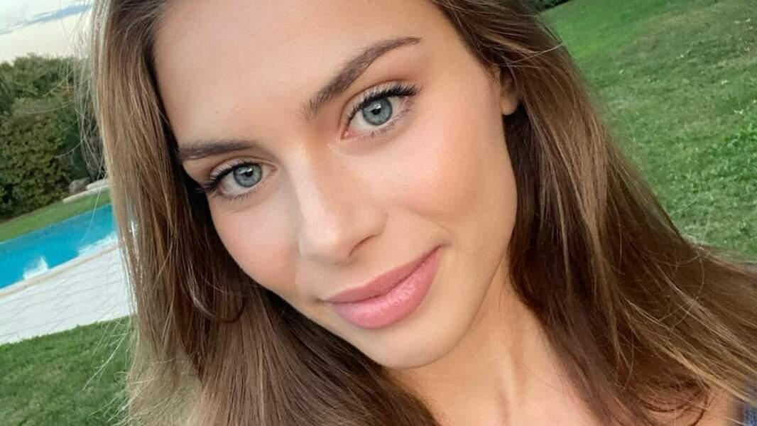April Benayoum, Miss Provence 2020