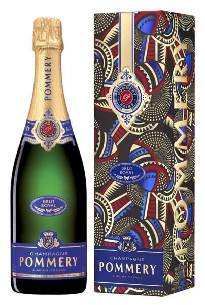TAUREAU / Champagne édition wax, Pommery, 29,90€