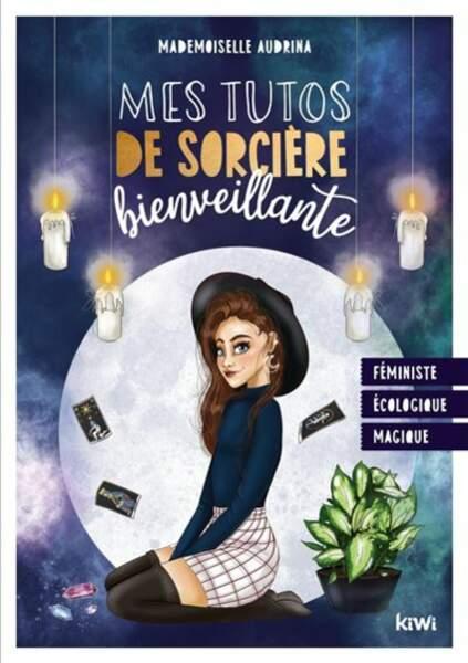 BELIER / Livre Mes tutos de sorcière bienveillante aux éditions Kiwi, 20€