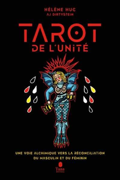 GEMEAUX / Le tarot de l'unité, Tana Editions, 18,90€