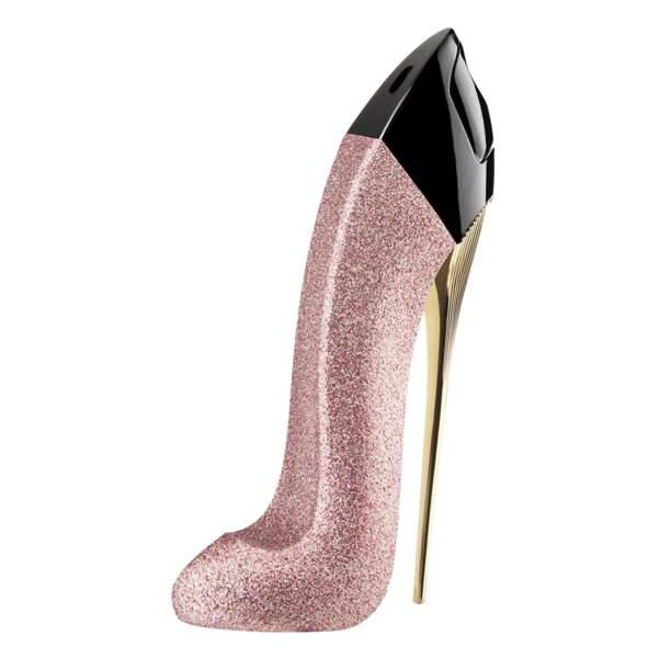 BELIER / Eau de parfum Good Girl Pink Collector, Carolina Herrera, actuellement 86,10€ les 80ml chez Sephora