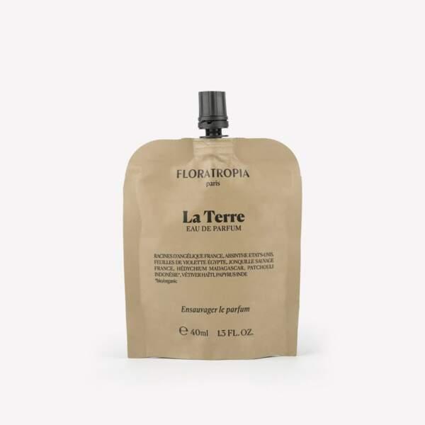 VIERGE / Eau de parfum 100%  naturelle végane et unisexe, Floratropia, 70€ les 40ml