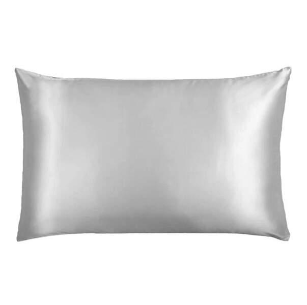 TAUREAU / Taie d'oreiller en soie, iSeelk, actuellement à 59,90€