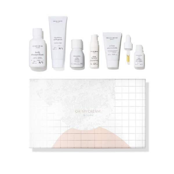 BALANCE / Coffret mini routine hydratante, Oh My Cream skincare, 39€