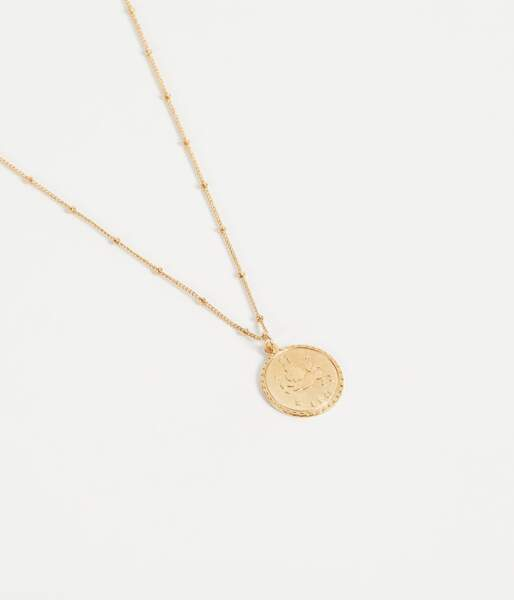 LION / Collier Astro Leo, Louyetu, 69€