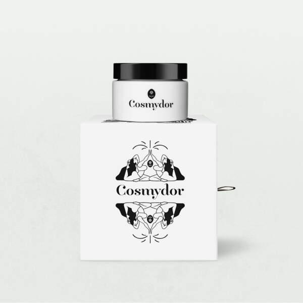 LION / Masque nourrissant au beurre de karité et eau florale d'oranger, Cosmydor x Grems, 81€les 50ml