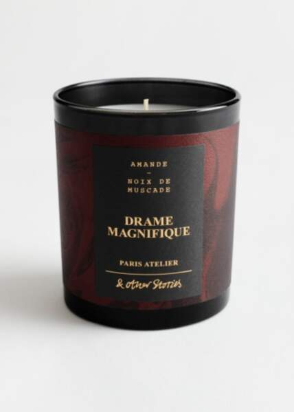 CANCER / Bougie drame magnifique, &Other Stories, 25€