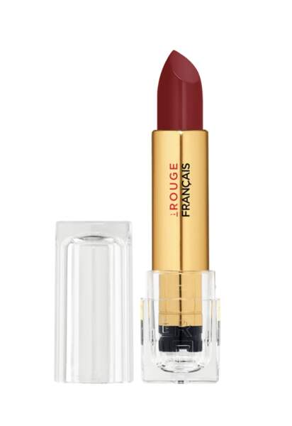 VIERGE / Rouge à lèvres 010, Le Rouge Français, 45€