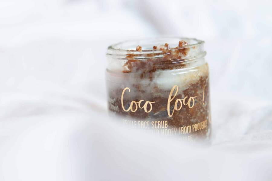 BALANCE / Gommage Coco Loco, Comette Cosmetics, 32€