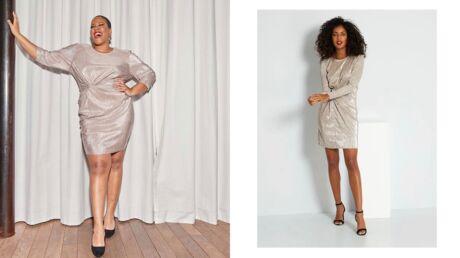 La robe parfaite pour les fêtes est signée Kiabi et coûte moins de 20€!