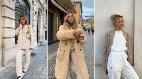 Comment porter le beige cette saison?