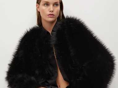 15 manteaux en fausse fourrure à moins de 100 €